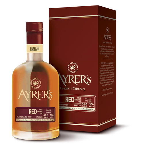 Ayrer´s Red 43 - Organic Single Malt Whisky