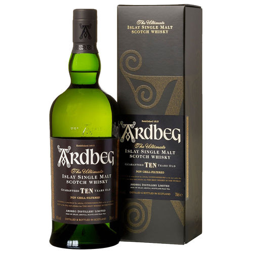 Ardbeg TEN - Islay Single Malt Whisky