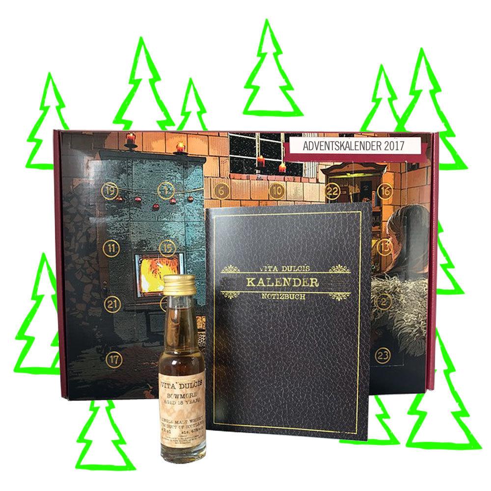 whisky adventskalender basic 24 malt whiskys aus schottland. Black Bedroom Furniture Sets. Home Design Ideas