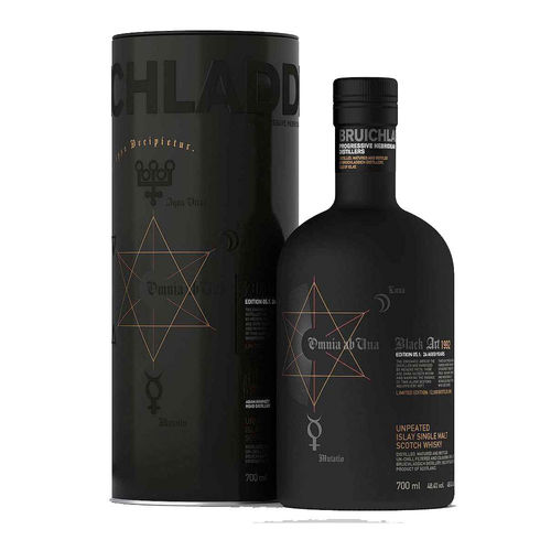 Bruichladdich Black Art Edition 05.1