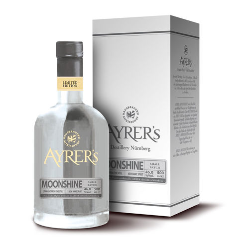 Ayrer´s Moonshine - Organic Single Malt New Make