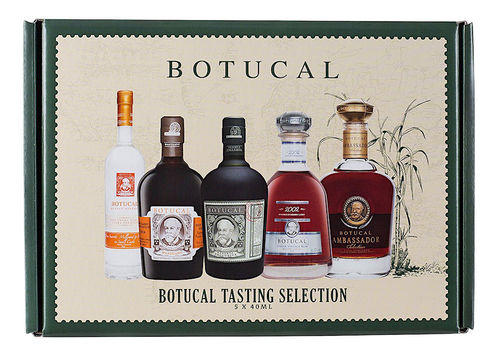 Botucal Rum Tasting Selection (5x40ml)