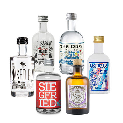 German Gin Collection No. 2 - Limited Edition