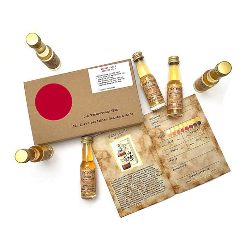 Whisky Tasting Box Japan
