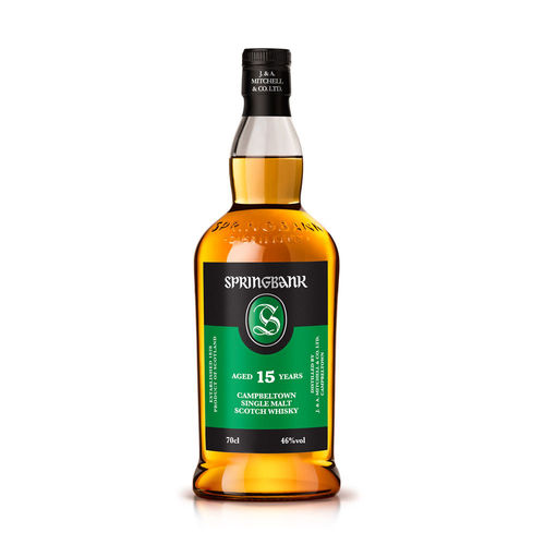Springbank 15 Jahre - Single Malt Whisky