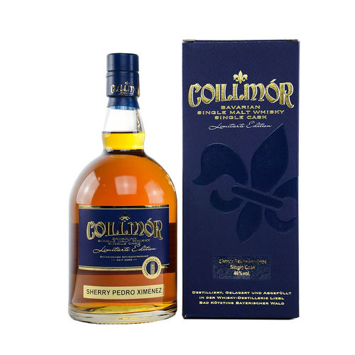Coillmór Single Malt Whisky - Sherry Pedro Ximénez Single Cask