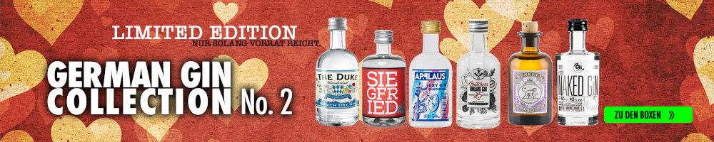 German Gin Collection No.2