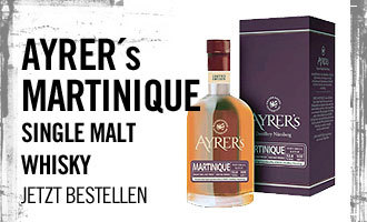 Ayrers Martinique - Single Malt Whisky
