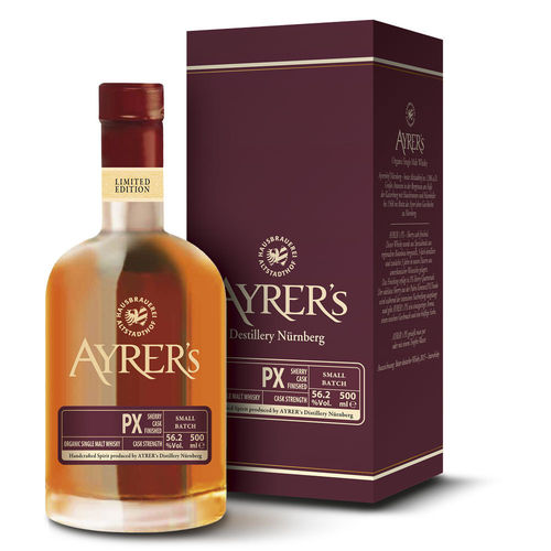 Ayrer´s PX 56 - Single Malt Whisky