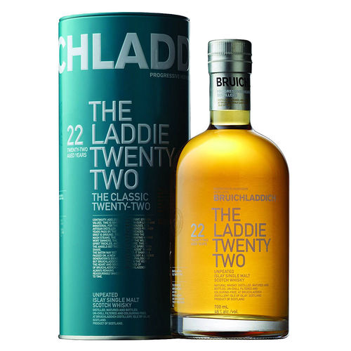 Bruichladdich The Laddie Twenty Two, 22 Jahre