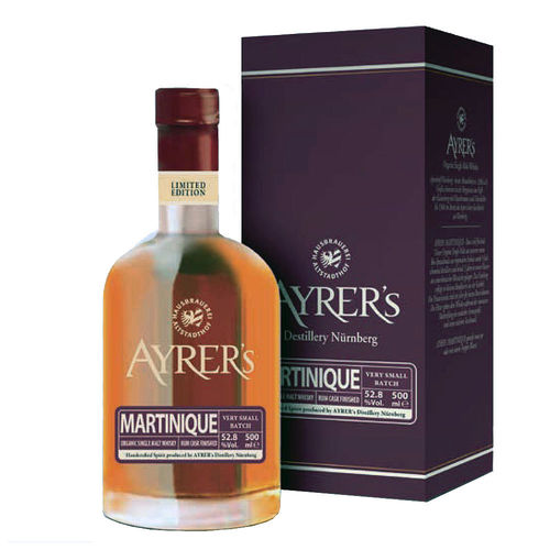 Ayrer´s Martinique - Organic Single Malt Whisky
