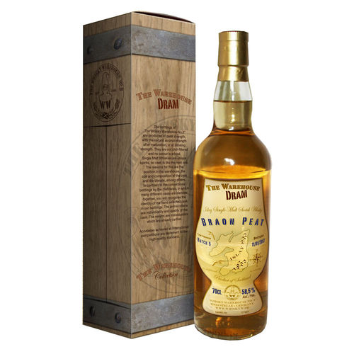 Baron Peat Bath 5 - Islay Single Malt Scotch Whisky