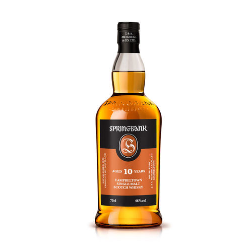 Springbank 10 Jahre - Single Malt Whisky