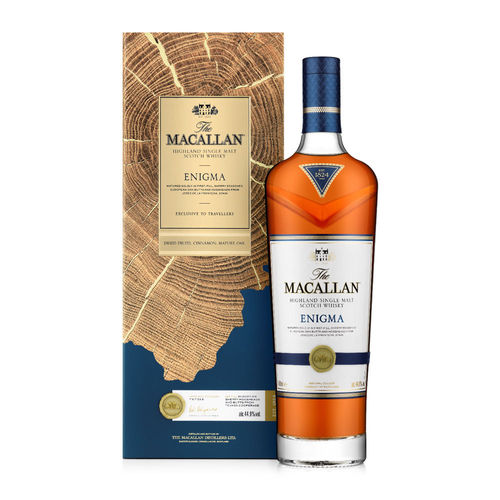 Macallan Enigma - Highland Single Malt Scotch Whisky