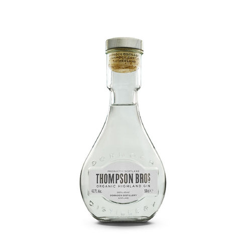 Thompson Bros.- Organic Highland Gin (0,5l)