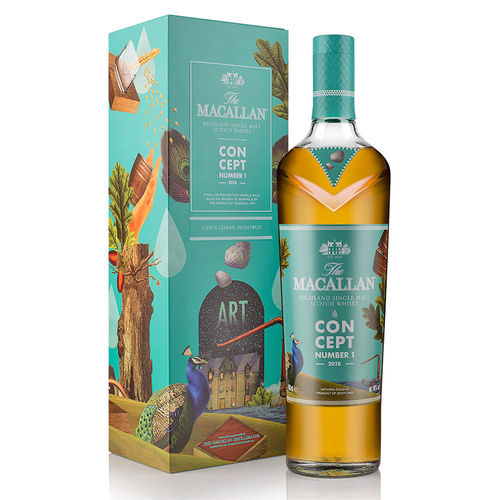 Macallan Concept No. 1 - Single Malt Whisky