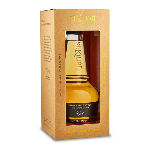 "St. Kilian Signature Edition ""One"" Single Malt Whisky"