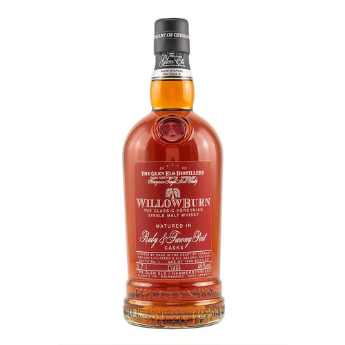 Glen Els - Willowburn Port Cask 2019 Batch 1