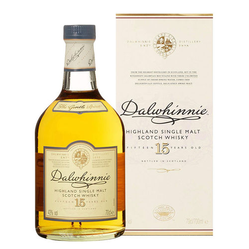 Dalwhinnie 15 Jahre - Highland Single Malt Scotch Whisky