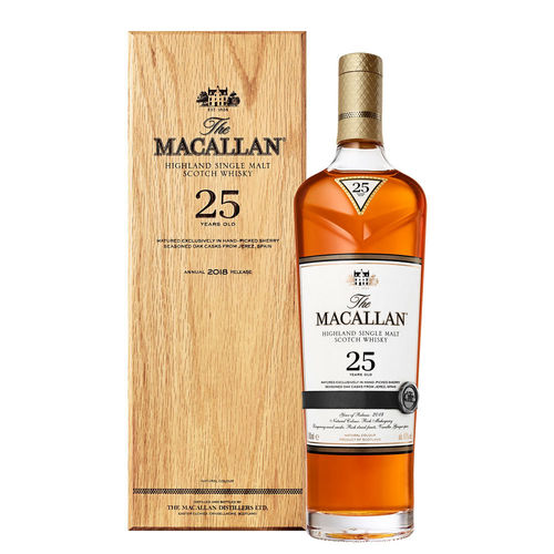 The Macallan Sherry Oak Release 2018, 25 Years Old