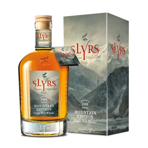 Slyrs Mountain Edition, Single Malt Whisky
