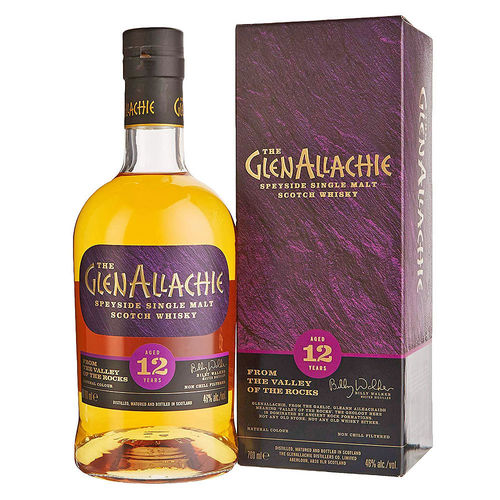 GlenAllachie 12 Jahre, Single Malt Whisky
