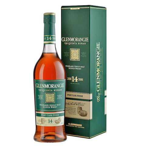 Glenmorangie The Quinta Ruban 14 Years Old