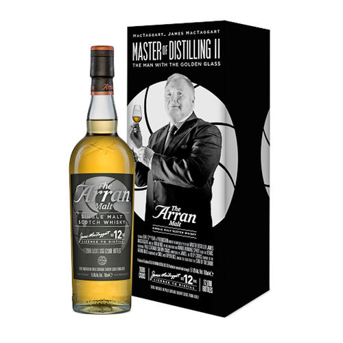 Arran Malt Master of Distilling II, 12 Jahre