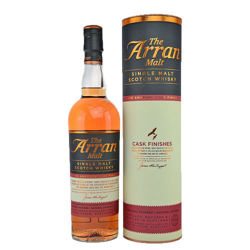 Arran Single Malt Whisky, Amarone Cask Finish