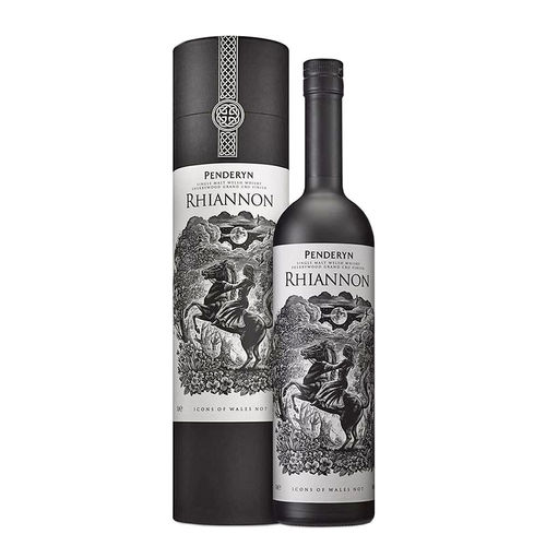 Penderyn Rhiannon, Sherrywood Grand Cru Finished Whisky