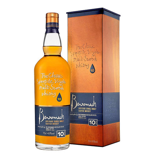 Benromach 10 Jahre, Speyside Single Malt Scotch Whisky