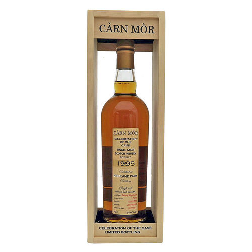 Highland Park, Carn Mor COC, 1995, Single Malt Scotch Whisky