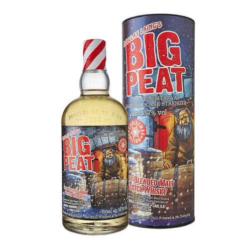 Big Peat Christmas Edition 2019 - Islay Blended Malt Scotch Whisky