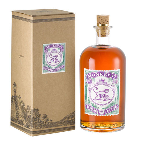 Monkey 47 Barrel Cut - Schwarzwald Dry Gin