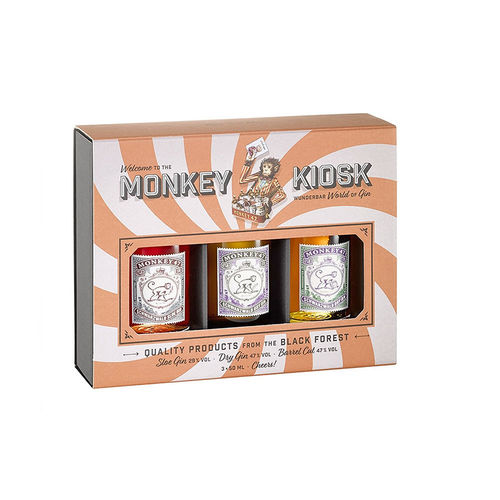 Monkey 47 Kiosk 3er Box (3x50ml)