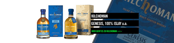 Kilchoman Islay Single Malt Whisky bei FrankBauer360