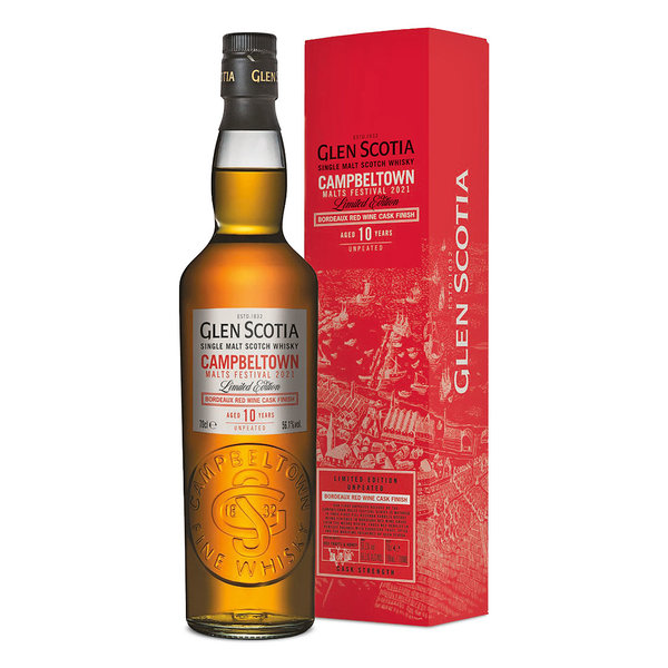 Glen Scotia Whisky - Festival Edition 2021