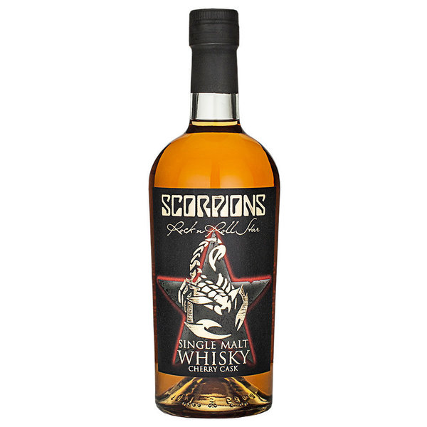 Mackmyra Scorpions Single Malt Whisky - Sherry Cask