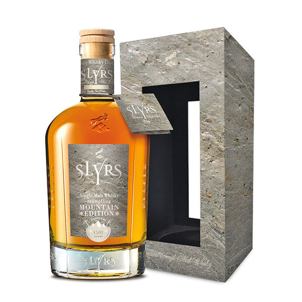 Slyrs Mountain Edition Stümpfling, Single Malt Whisky