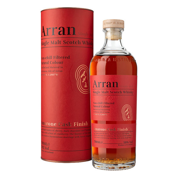 Arran Amarone Cask Finish - Single Malt Scotch Whisky