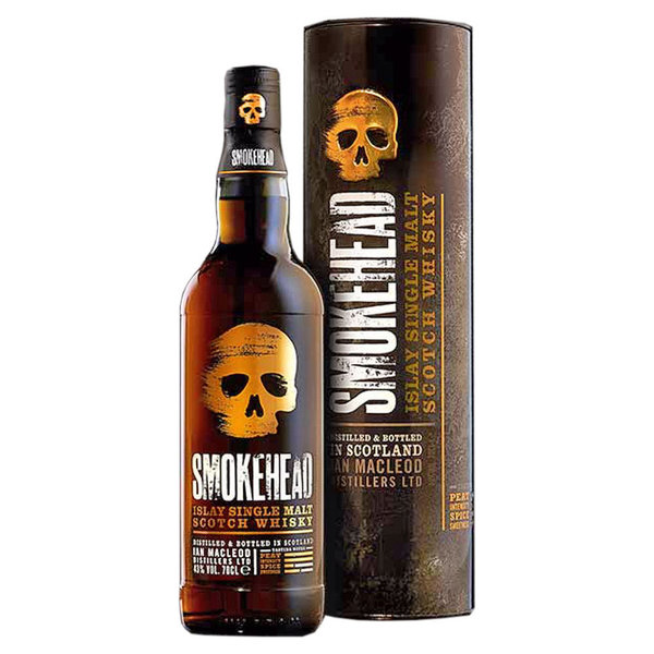 Smokehead Peated - Islay Single Malt Scotch Whisky