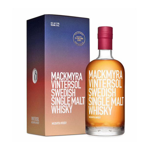 Mackmyra Vintersol - Swedish Single Malt Whisky