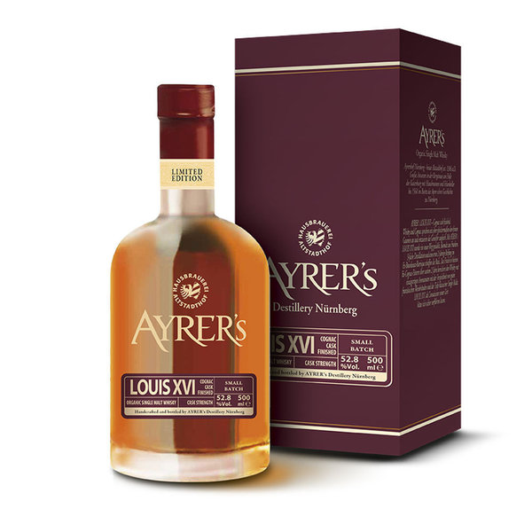 Ayrer´s LOUIS XVI Rum Cask finished Whisky
