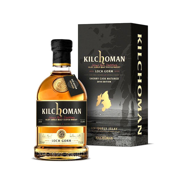 Kilchoman Loch Gorm 2018 - Sherry Cask Matured