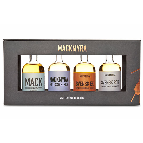 Mackmyra Classic mini Collection (4x50ml)