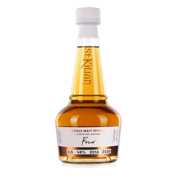 "St. Kilian Signature Edition ""Four"" Single Malt Whisky"