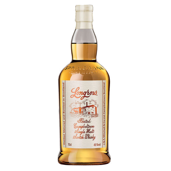 Longrow Peated - Campbeltown Single Malt Scotch Whisky
