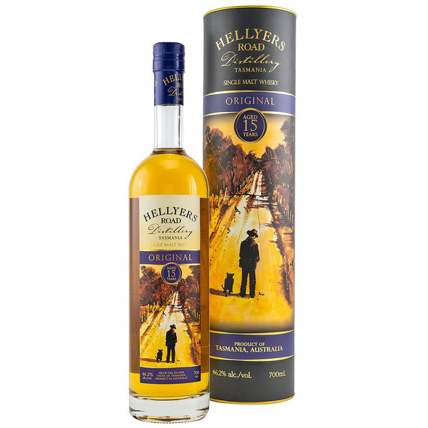 Hellyers Road 15 Jahre, Tasmania Single Malt Whisky