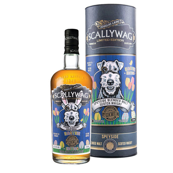Scallywag Easter Edition No. 4 - Speyside Blended Malt Scotch Whisky