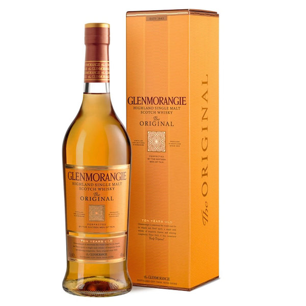 Glenmorangie Original - 10 Jahre Highland Single Malt Scotch Whisky